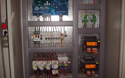 Станция управления лифтом ARKEL, производство Голландия.