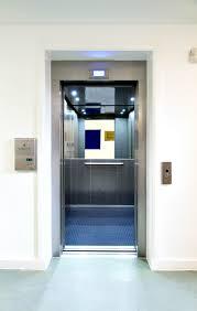 Pasažieru lifta kabīne Wittur (paraugs).
